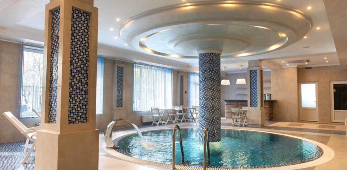 Самые популярные отели Трускавца с бассейнами